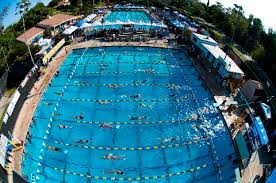 The Mission Viejo pool