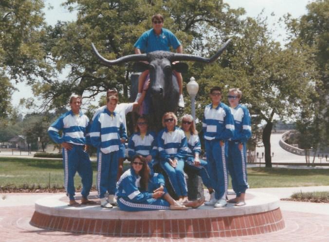 JO team